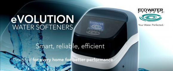Ecowater eVOLUTION Water Softeners
